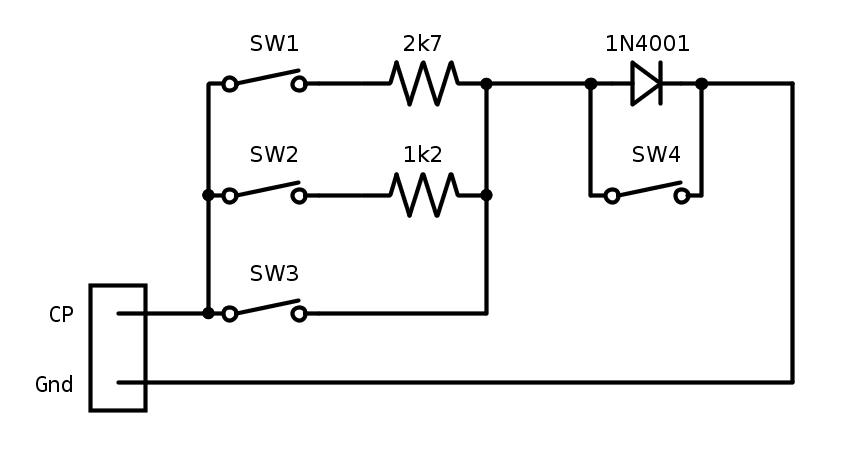 Stupendous Sae J1772 Wiring Diagram Basic Electronics Wiring Diagram Wiring 101 Xrenketaxxcnl